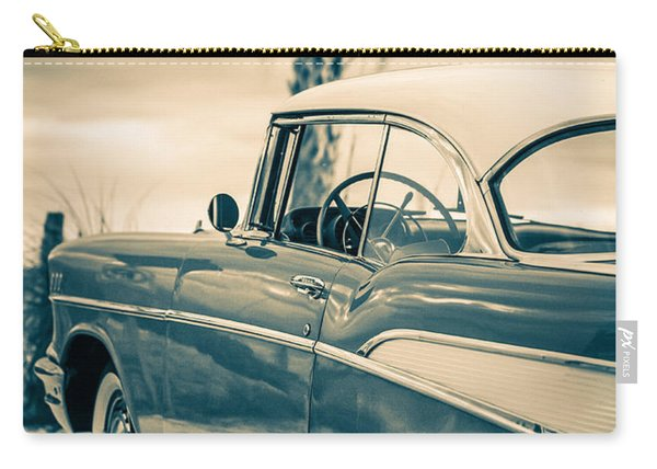 Classic Chevy Bel Air '57 Carry-all Pouch