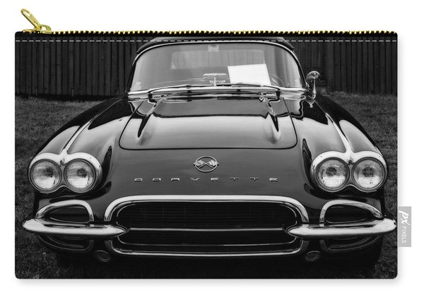 Classic Corvette Carry-all Pouch