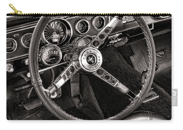 Classic Mustang Carry-all Pouch