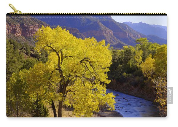 Classic Zion Carry-all Pouch