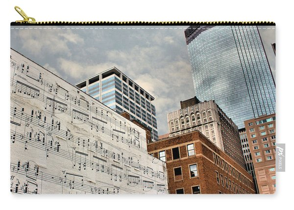 Classical Graffiti Carry-all Pouch