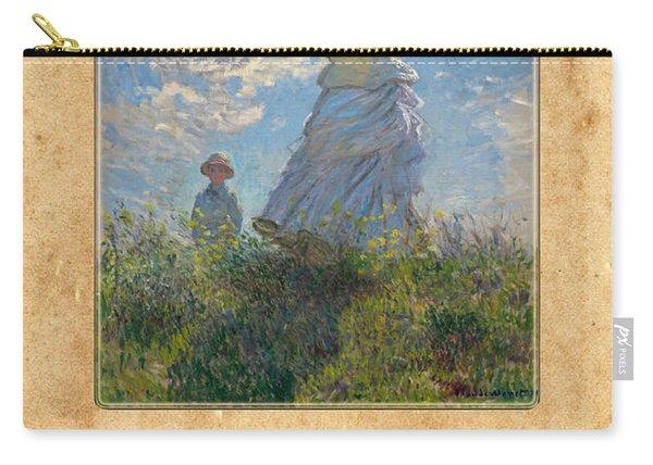 Claude Monet 1 Carry-all Pouch