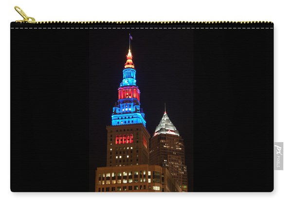 Cleveland Towers Carry-all Pouch