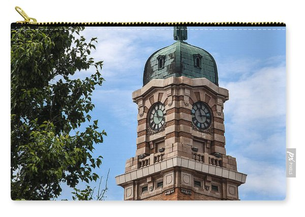 Cleveland West Side Market Tower Carry-all Pouch