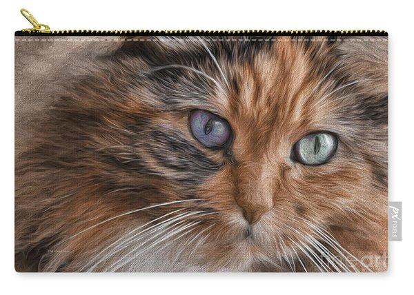 Cloe Kitty Carry-all Pouch