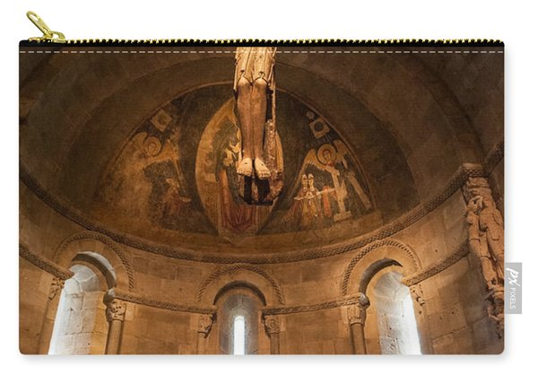 Cloisters Crucifixion Carry-all Pouch