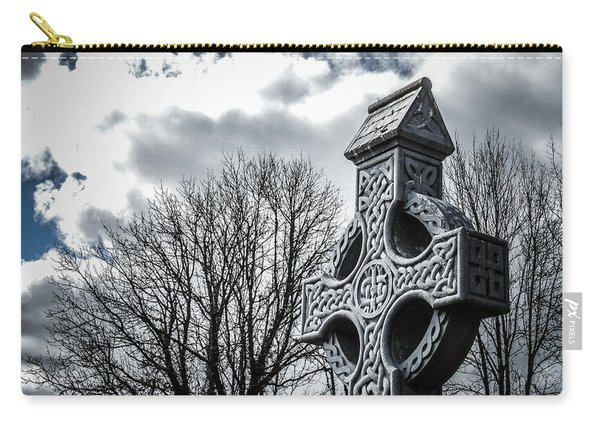 Clondegad Celtic Cross Carry-all Pouch