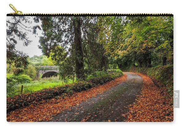 Clondegad Country Road Carry-all Pouch