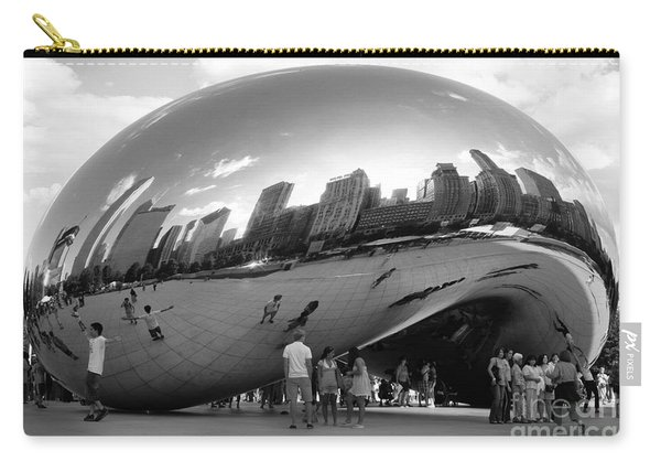 Cloud Gate Monument Carry-all Pouch