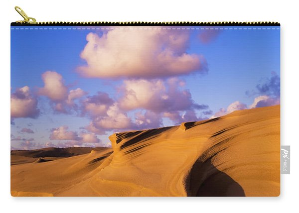 Clouds And Dunes Are Shape-shifters Carry-all Pouch
