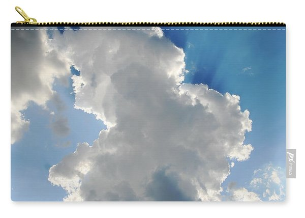 Clouds In The Sun Carry-all Pouch