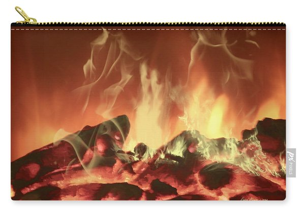 C'mon Baby Light My Fire Carry-all Pouch