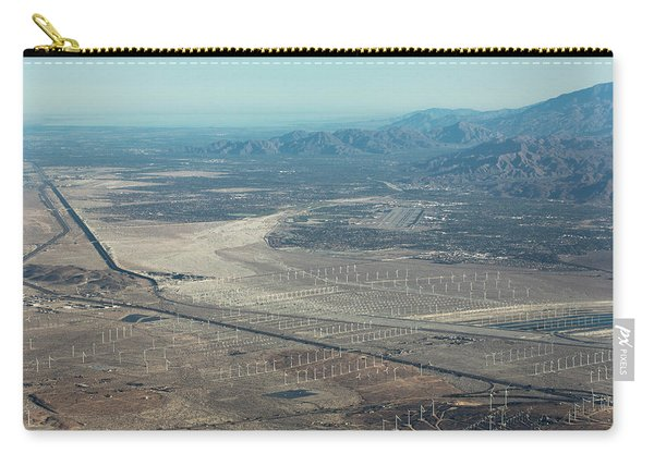 Coachella Valley Carry-all Pouch