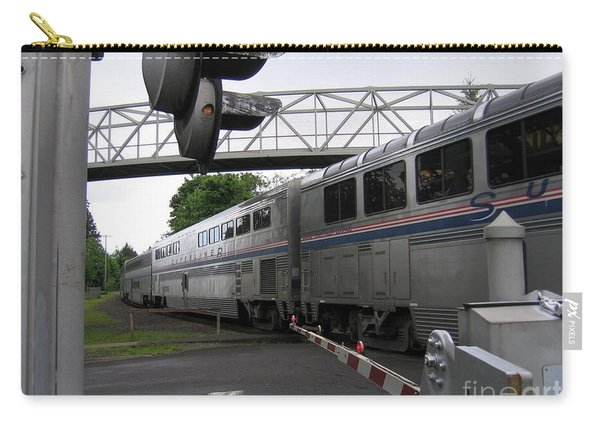 Coast Starlight In Salem Carry-all Pouch