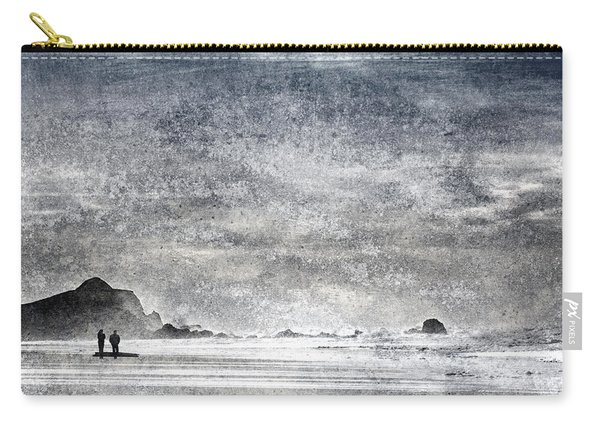 Coast Walk Carry-all Pouch