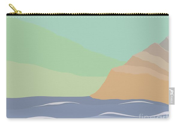 Coastal Bank Carry-all Pouch