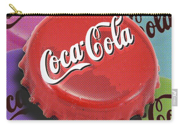 Coca-cola Cap Carry-all Pouch