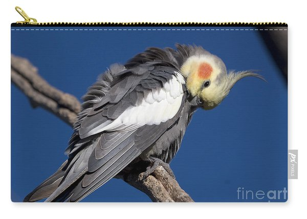 Cockatiel - Canberra - Australia Carry-all Pouch