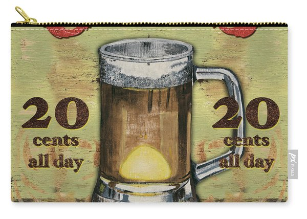 Cold Beer Carry-all Pouch