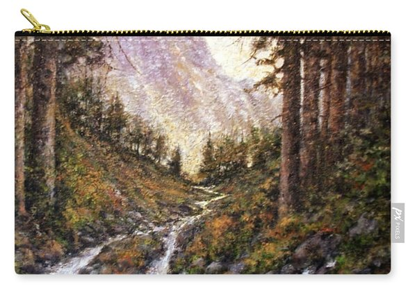 Cold Creek Carry-all Pouch