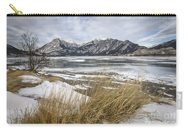 Cold Landscapes Carry-all Pouch
