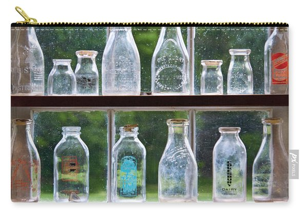 Collector - Bottles - Milk Bottles  Carry-all Pouch