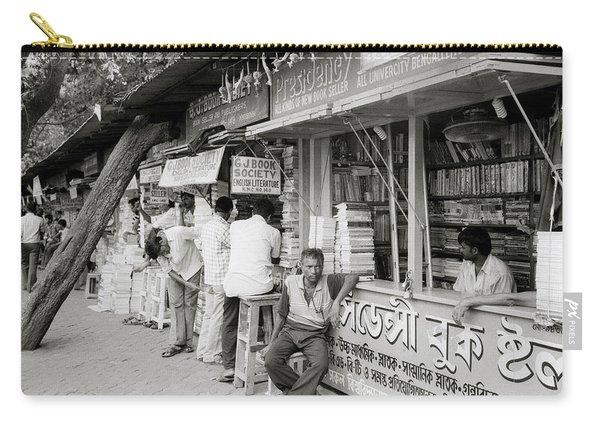 College Street Calcutta  Carry-all Pouch