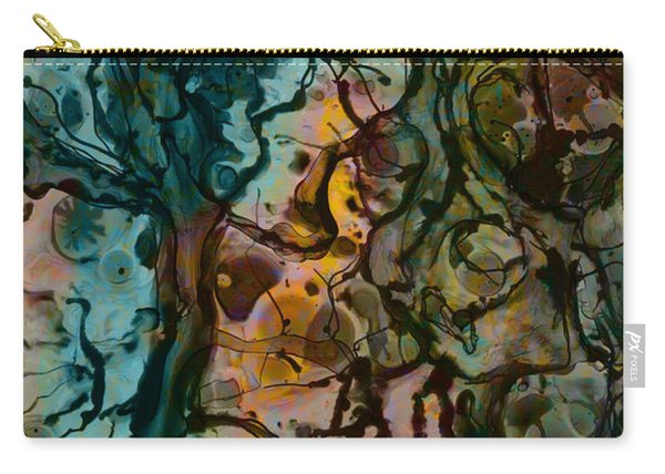 Color Abstraction Xvi Carry-all Pouch