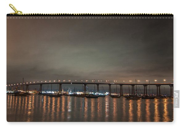Coronado Bridge San Diego Carry-all Pouch