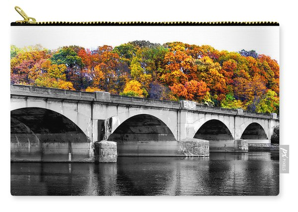 Colorful Bridge Carry-all Pouch