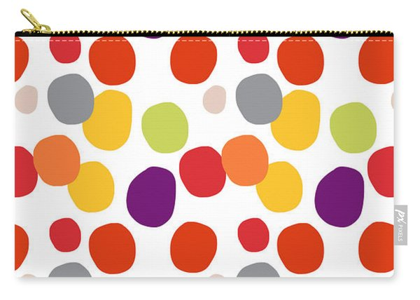 Colorful Confetti  Carry-all Pouch
