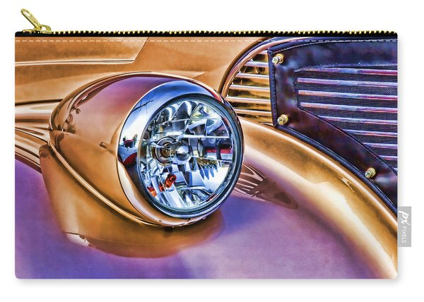 Colorful Hotrod Carry-all Pouch