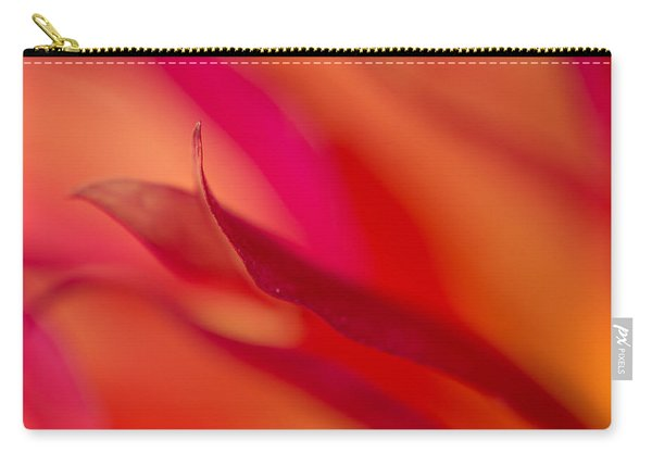 Colorful Motion Carry-all Pouch