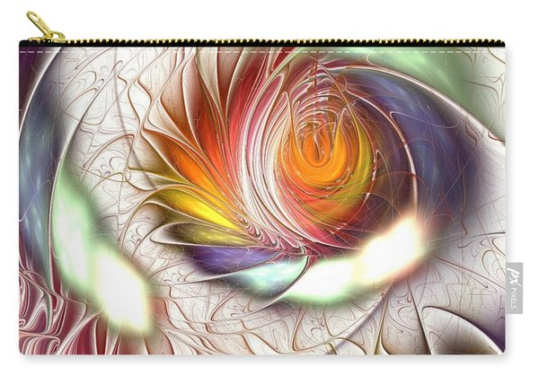 Colorful Promenade Carry-all Pouch