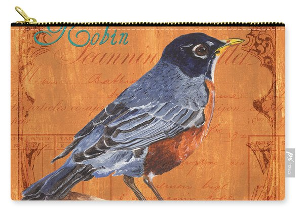 Colorful Songbirds 2 Carry-all Pouch