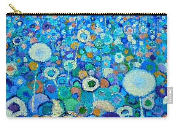Colors Field In My Dream Carry-all Pouch