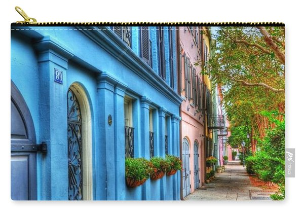 Colors Of Charleston 4 Carry-all Pouch