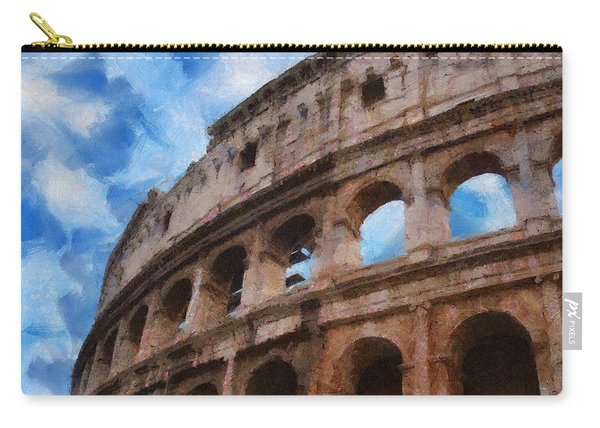 Colosseo Carry-all Pouch