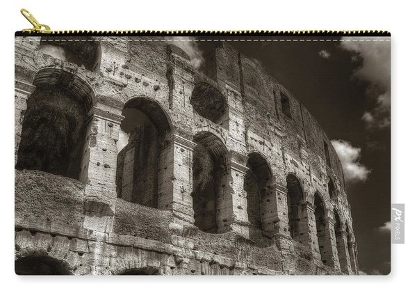 Colosseum Wall Carry-all Pouch