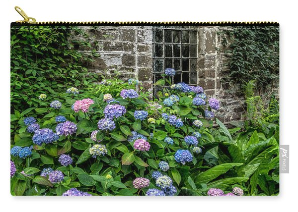 Colourful Hydrangeas Carry-all Pouch