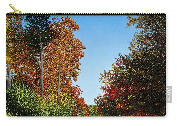 Colours Of Caledon Carry-all Pouch