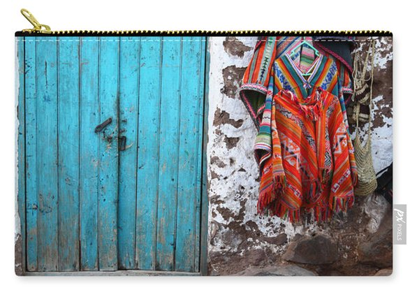 Colours Of Peru Carry-all Pouch