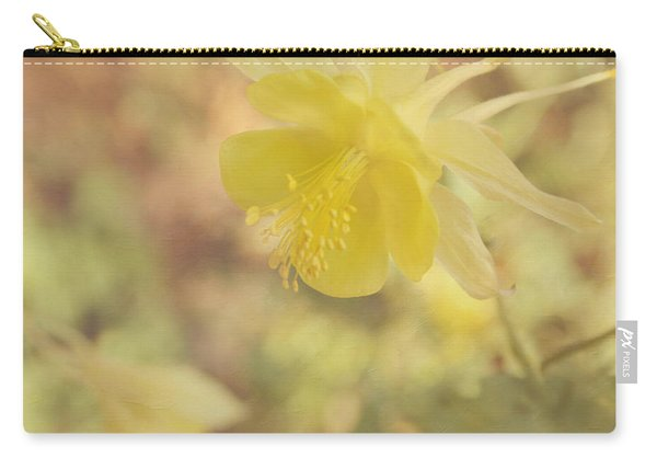 Columbine Flower Carry-all Pouch