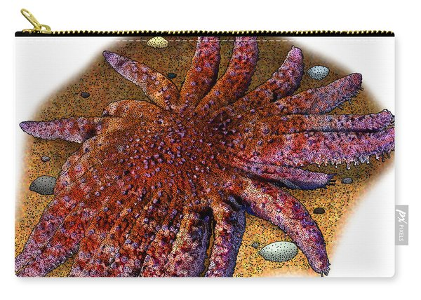 Common Sunstar Carry-all Pouch