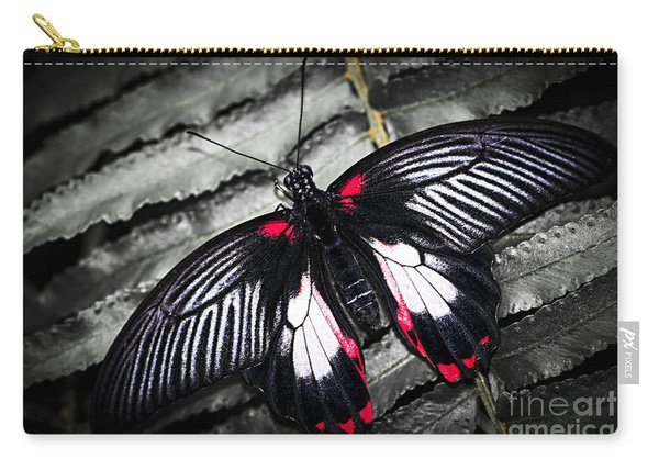 Common Swallowtail Butterfly Carry-all Pouch