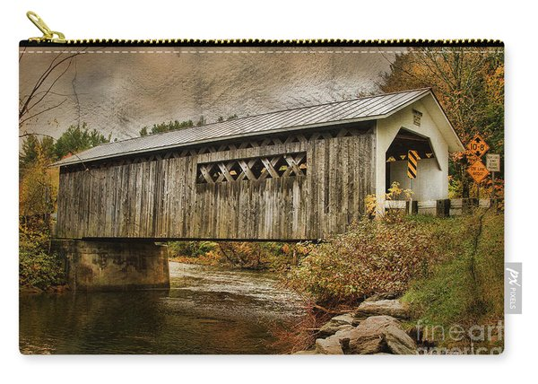 Comstock Bridge 2012 Carry-all Pouch