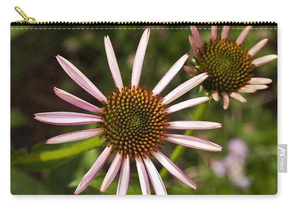 Cone Flower - 1 Carry-all Pouch
