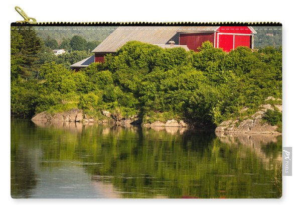 Connecticut River Farm Carry-all Pouch