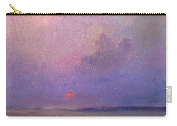 Contemplation At Sunset Carry-all Pouch