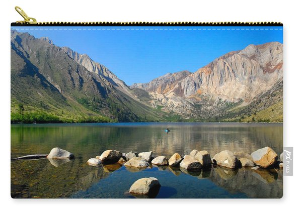Convict Lake Panorama Carry-all Pouch